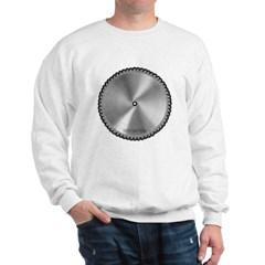 Saw Blade Sweatshirt