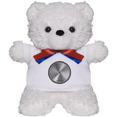Saw Blade Teddy Bear