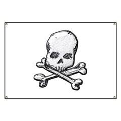 Skull and Bones Banner