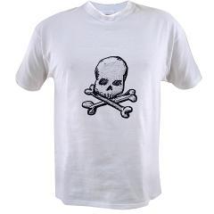 Skull and Bones Value T-shirt