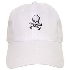 Skull and Cross Bones Baseball Cap
