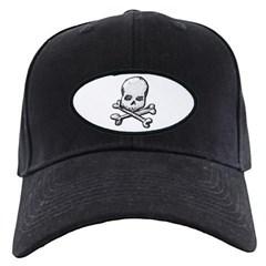 Skull and Cross Bones Baseball Hat