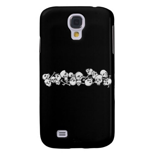 Skull and Cross Bones Case-Mate Barely There Samsung Galaxy S4 Case