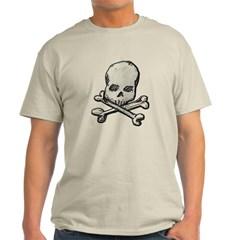 Skull and Cross Bones Classic T-Shirt