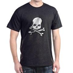 Skull and Cross Bones Dark T-shirt