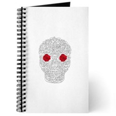 Day of the Dead Skull Journal