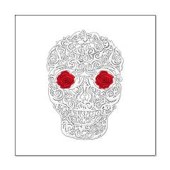 Day of the Dead Skull Posters