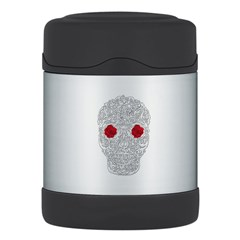 Day of the Dead Skull Thermos® Food Jar