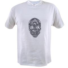 Tribal Skull Value T-shirt