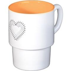 Heart of Daggers Coffee Cups