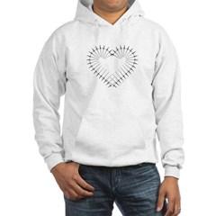 Heart of Daggers Hooded Sweatshirt
