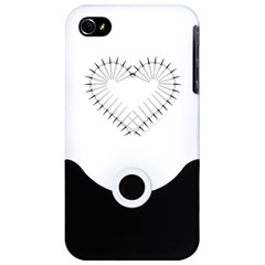 Heart of Daggers iPhone 4/4S Switch Case