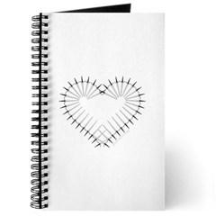 Heart of Daggers Journal