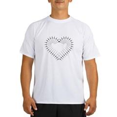 Heart of Daggers Performance Dry T-Shirt