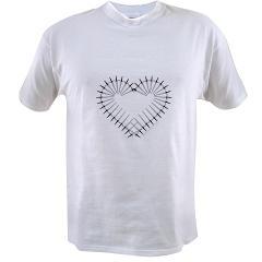 Heart of Daggers Value T-shirt