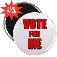 "Vote for Me 2.25"" Magnet (100 pack)"