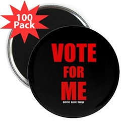 "Vote for Me 2.25"" Magnet (100 pack)"
