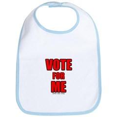 Vote for Me Baby Bib