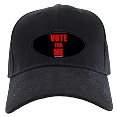 Vote for Me Baseball Hat