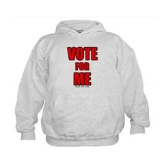 Vote for Me Kids Sweatshirt by Hanes