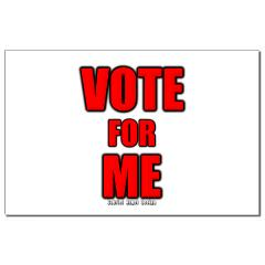 Vote for Me Small Posters