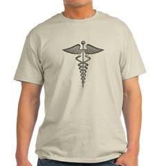 Silver Medical Symbol Classic T-Shirt
