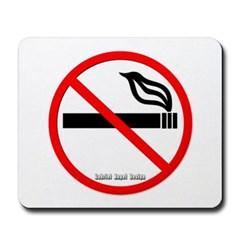 No Smoking Mousepad