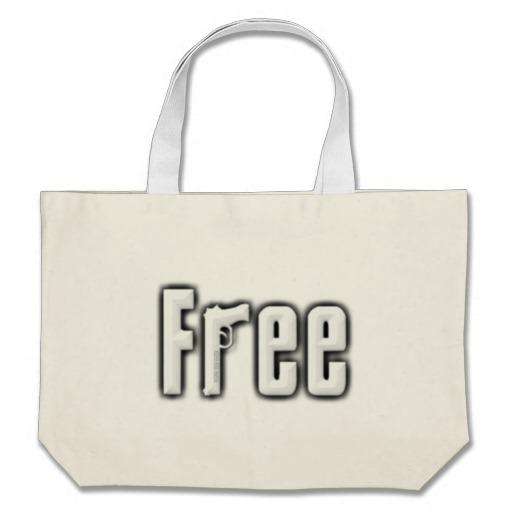 """""""Free"""" Jumbo Tote"""