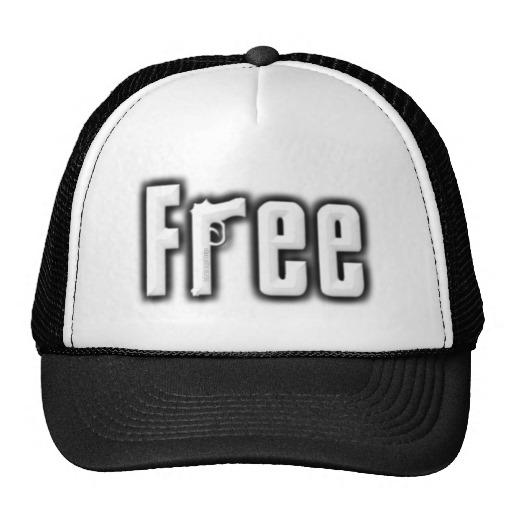 """""""Free"""" Trucker Hat"""