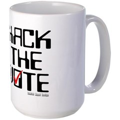 Hack the Vote Mug