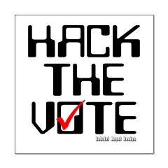 Hack the Vote Posters