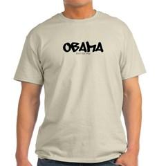 Obama Graffiti Classic T-Shirt