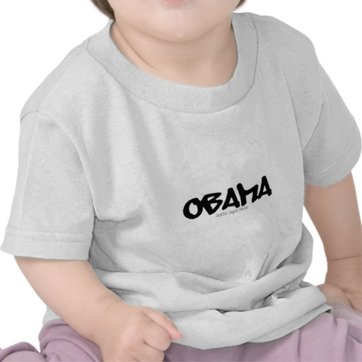 Obama Graffiti Infant T-Shirt