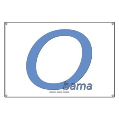 Obama O Lean Banner