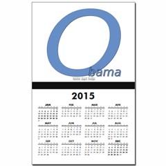 Obama O Lean Calendar Print