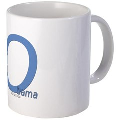 Obama O Lean Coffee Mug