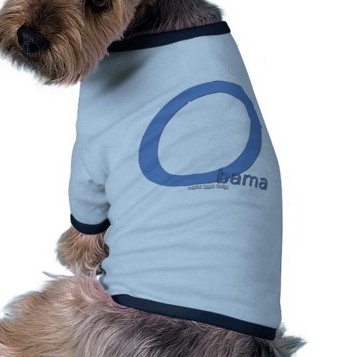 Obama O Lean Doggie Ringer T-Shirt