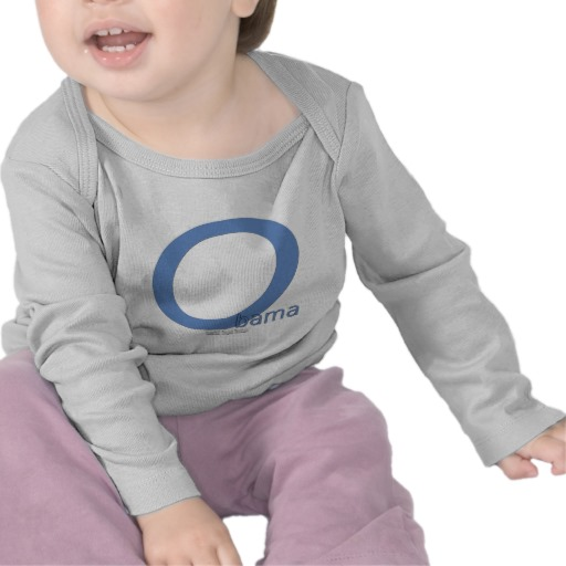 Obama O Lean Infant Bella Long Sleeve T-Shirt