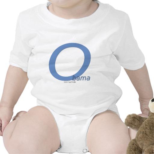 Obama O Lean Infant Creeper