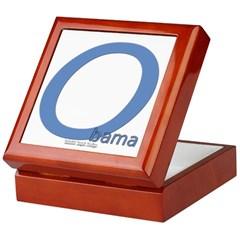Obama O Lean Keepsake Box