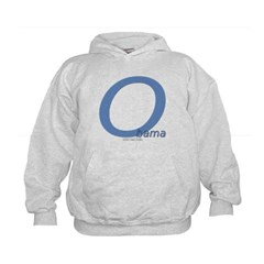 Obama O Lean Kids Sweatshirt by Hanes