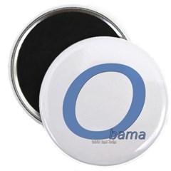 Obama O Lean Magnet