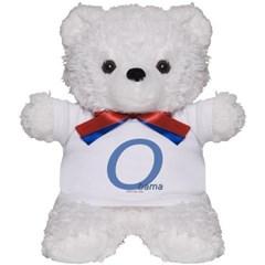 Obama O Lean Teddy Bear