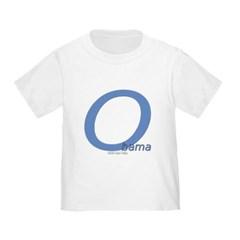 Obama O Lean Toddler T-Shirt