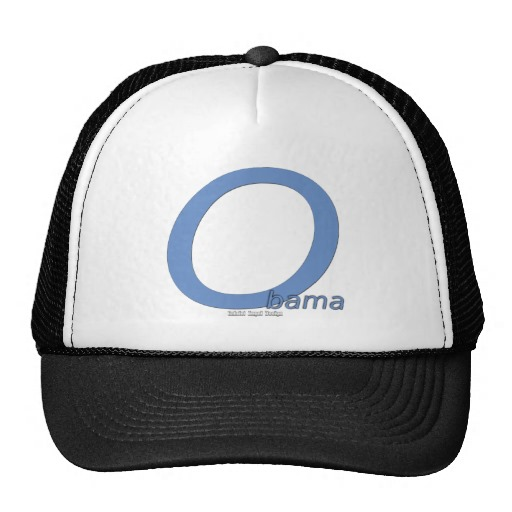 Obama O Lean Trucker Hat