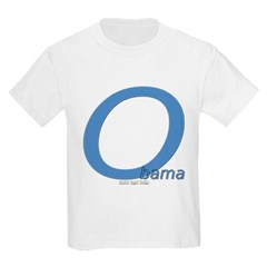 Obama O Lean Youth T-Shirt by Hanes