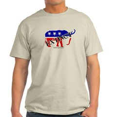 Extinct Republican Party Symbol Classic T-Shirt