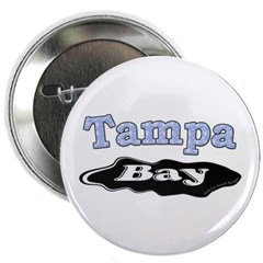 "Tampa Bay Oil Spill 2.25"" Button"