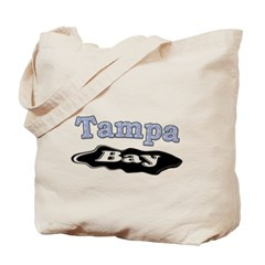 Tampa Bay Oil Spill Canvas Tote Bag