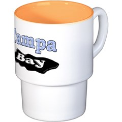 Tampa Bay Oil Spill Coffee Cups